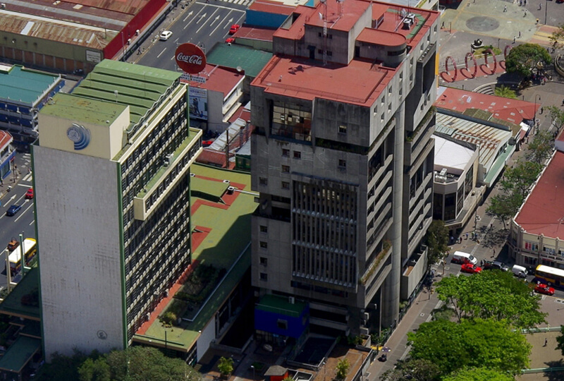 COSTA RICAN SOCIAL SECURITY ANNEX BUILDING