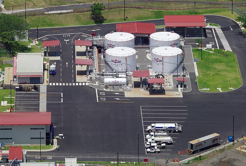 Plantel de Combustibles AIJS