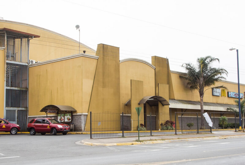 Plaza Occidente Mall