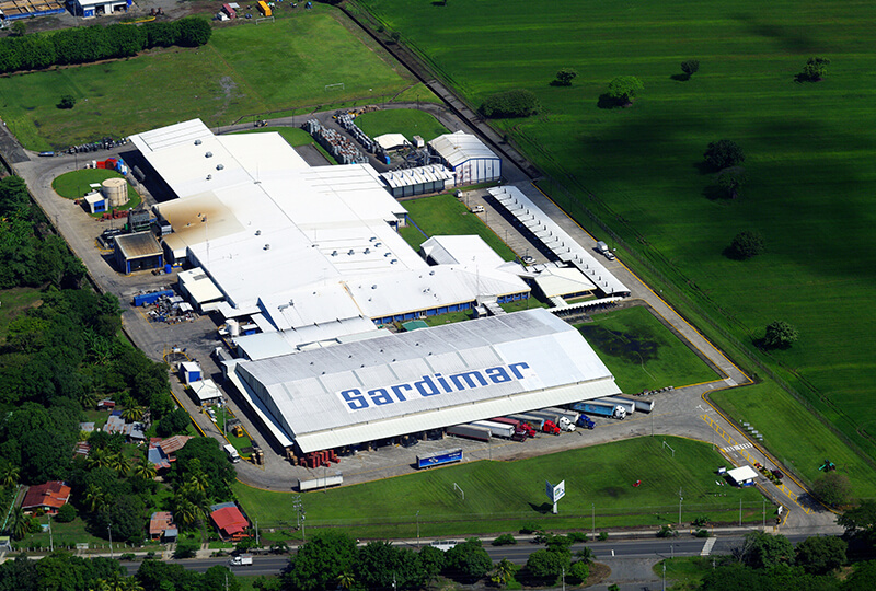 SARDIMAR TUNA PACKING PLANT