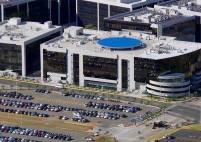 Edificio de parqueos y oficinas F-33 y 34, America Free Zone