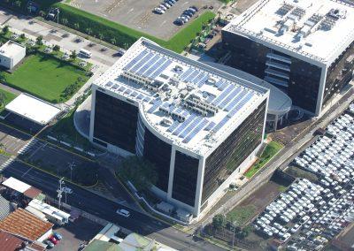Edificio de Oficinas y Parqueos E-21, America Free Zone