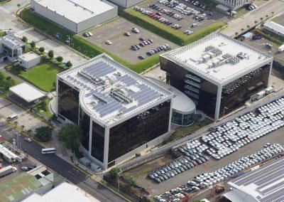 Edificio de Oficinas y Parqueos E-22, America Free Zone